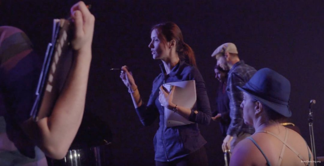 Born Dancing – The Making-Of 'Wasted Love'