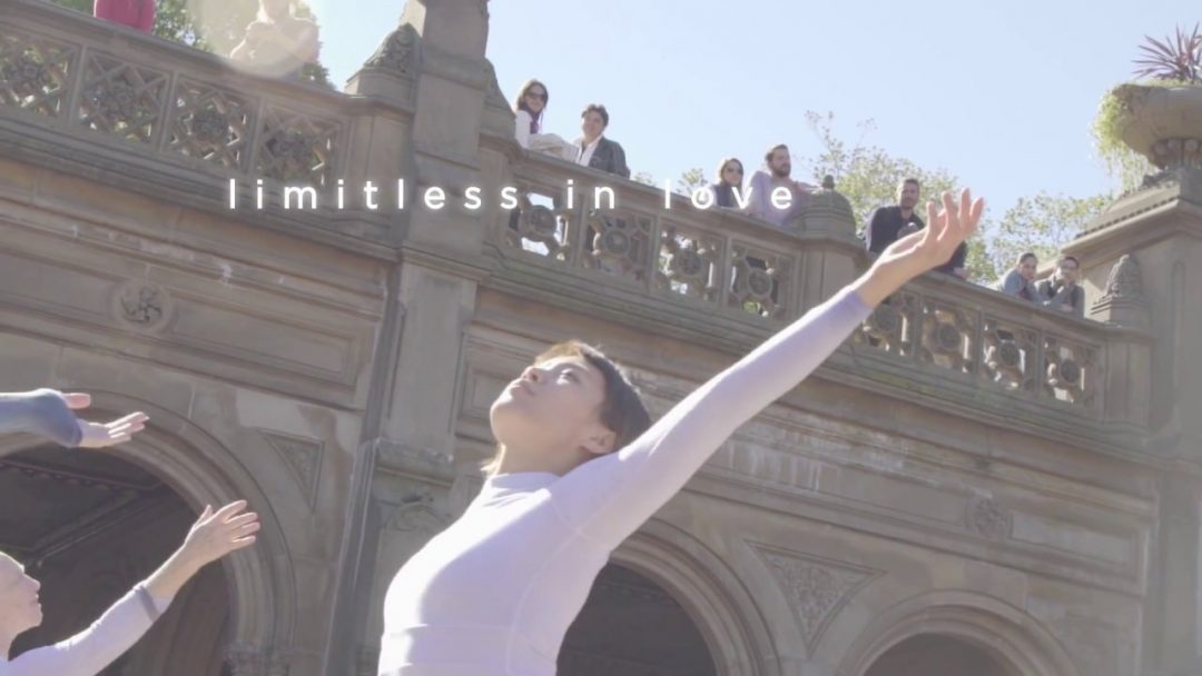'Limits' from Wasted Love, a performance by Born Dancing