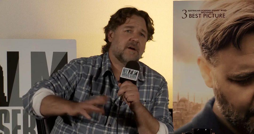 Peter Travers – New York Film Critics Series